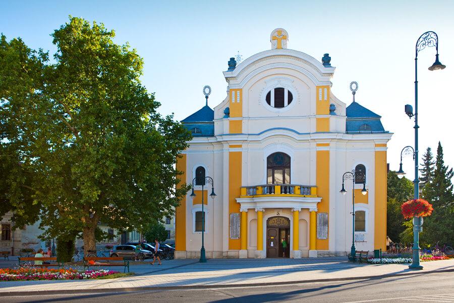 Sárvár Templom